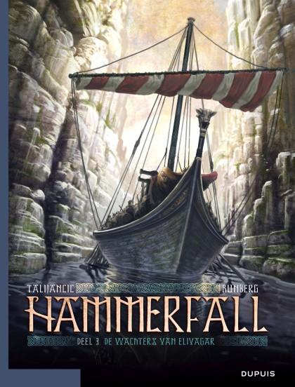 Hammerfall - De wachters van Elivagar