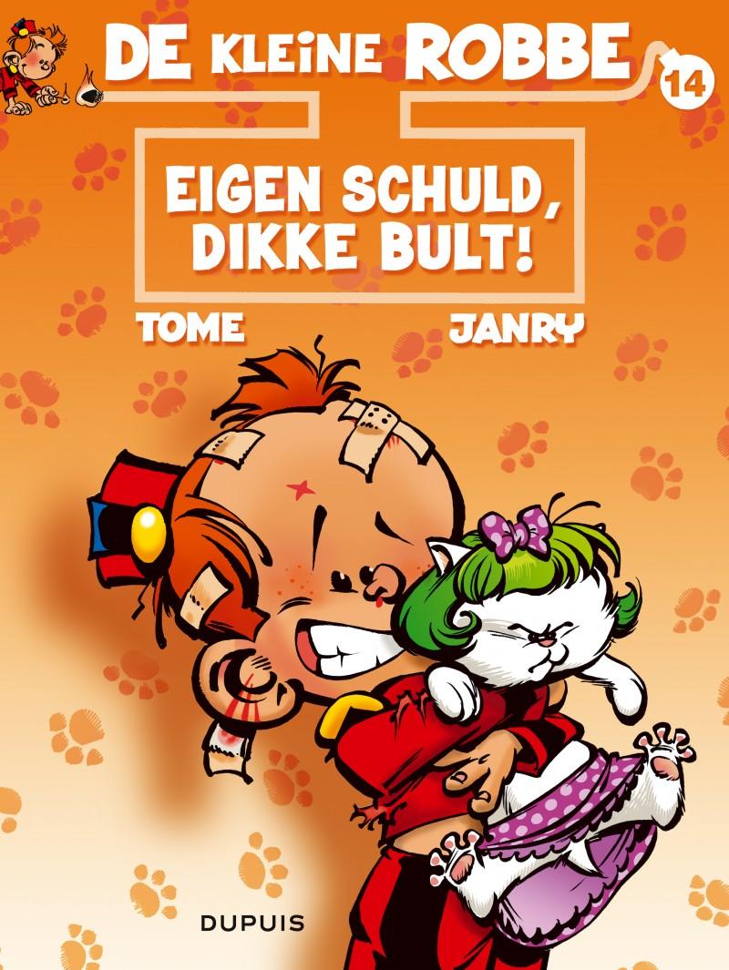 De Kleine Robbe  - tome 14 - Eigen schuld, dikke bult !