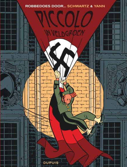 Robbedoes door ... (oneshot) - luxe - Piccolo in veldgroen