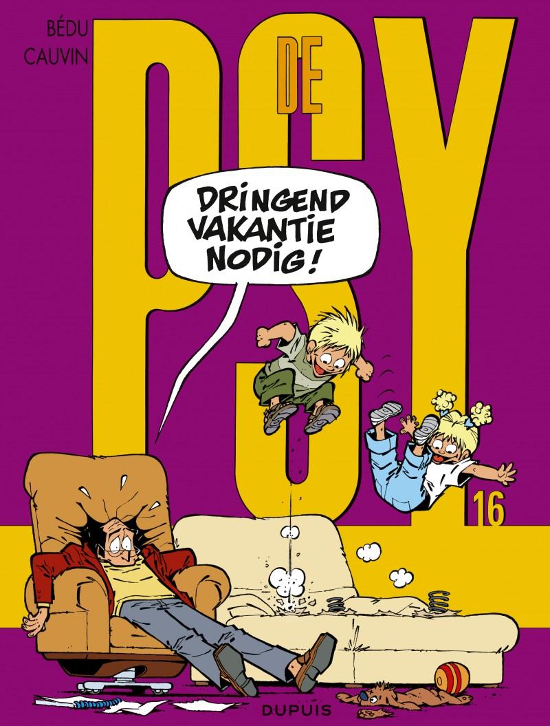 Psy, De - tome 16 - Dringend vakantie nodig!