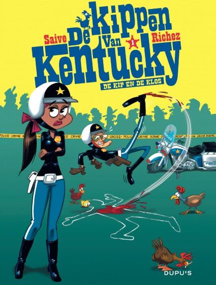 De kippen van Kentucky - De kip en de klos