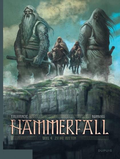 Hammerfall - Zij die weten