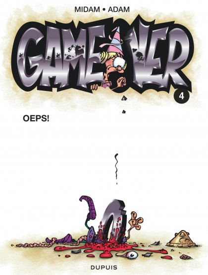 Game over - Oeps!