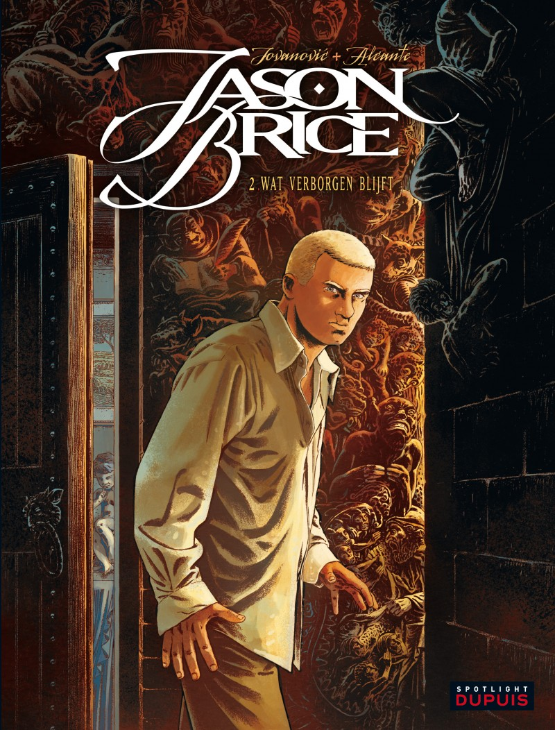 Jason Brice - tome 2 - Wat verborgen blijft
