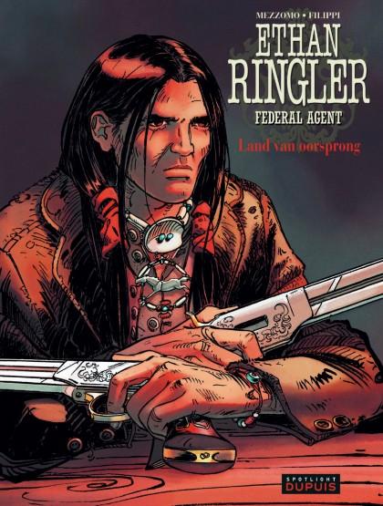 Ethan Ringler, Federal Agent - Land van oorsprong