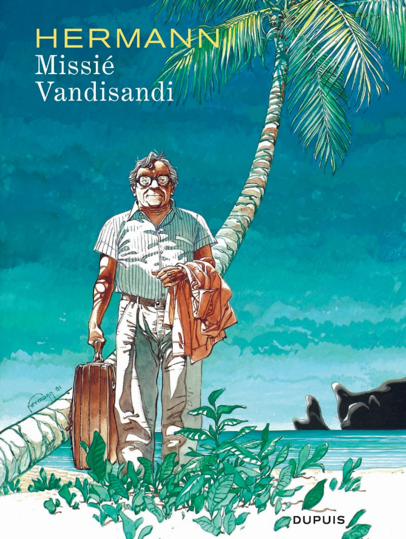 Missié Vandisandi  - tome 1 - Missié Vandisandi