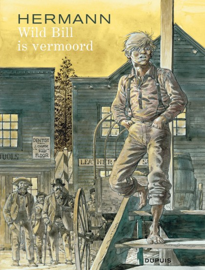 Wild Bill is vermoord  - Wild Bill is vermoord