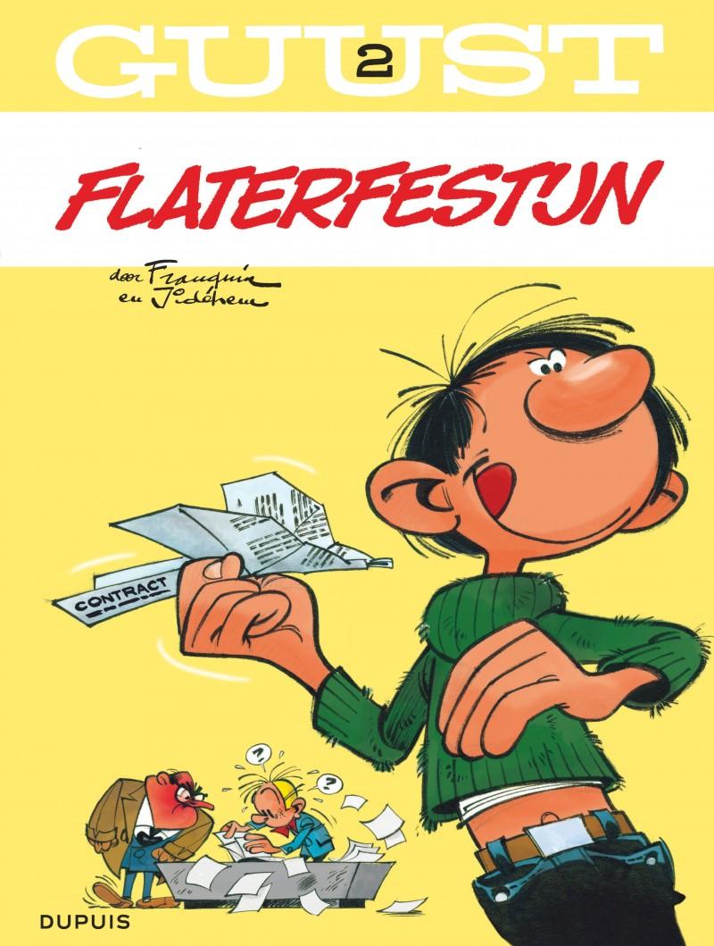 Guust Chrono - 60 jaar - tome 2 - Flaterfestijn