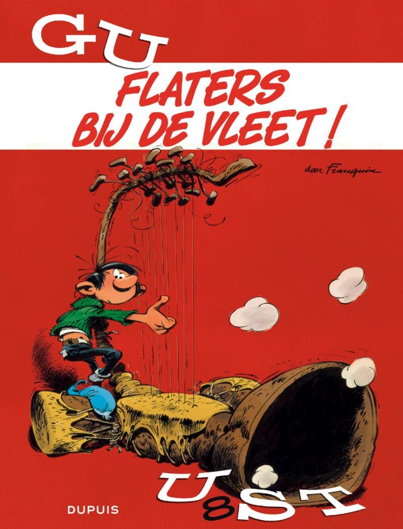 Guust Flater  - tome 8 - Flaters bij de vleet