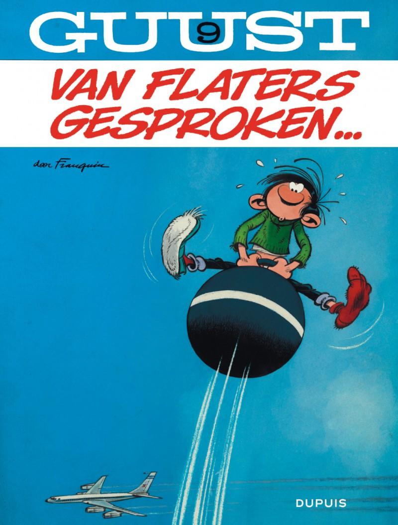 Guust Chrono - 60 jaar - tome 9 - Van Flaters gesproken