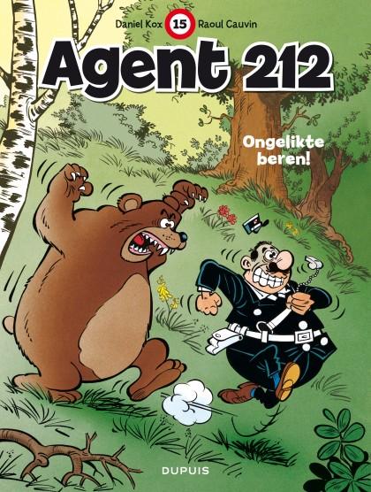 Agent 212 - Ongelikte beren