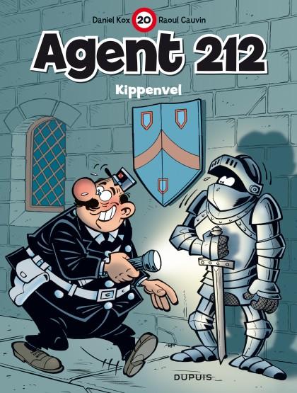 Agent 212 - Kippenvel