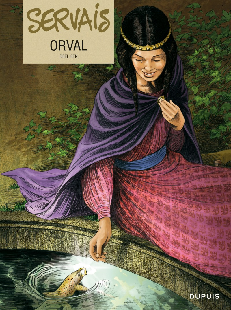 Orval - tome 1 - Orval deel 1/2