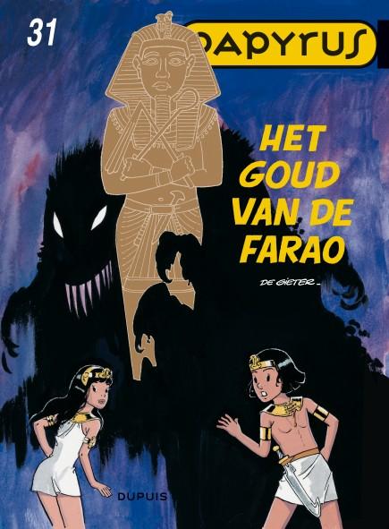 Papyrus - Het goud van de farao