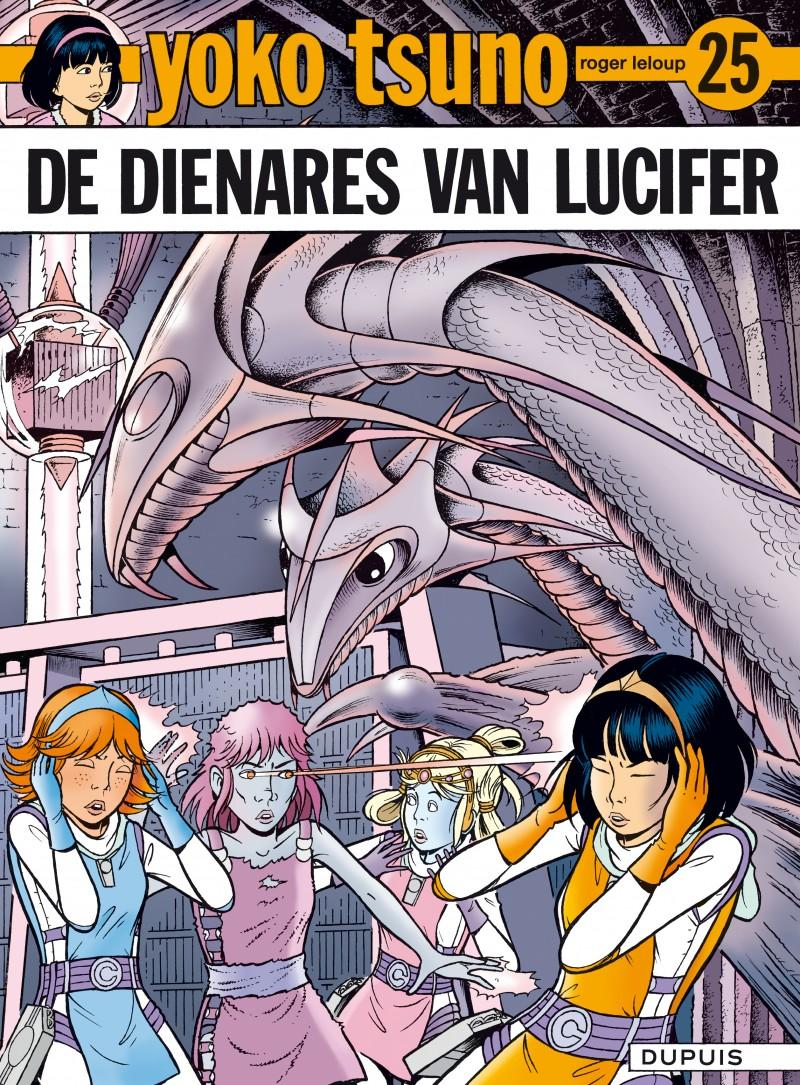 Yoko Tsuno - tome 25 - De dienares  van Lucifer