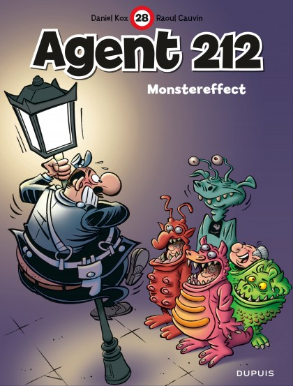 Agent 212 - Monstereffect