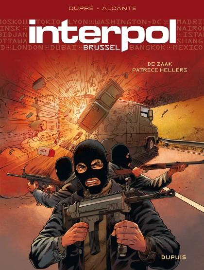 Interpol - Brussel 1, de zaak Patrice Hellers