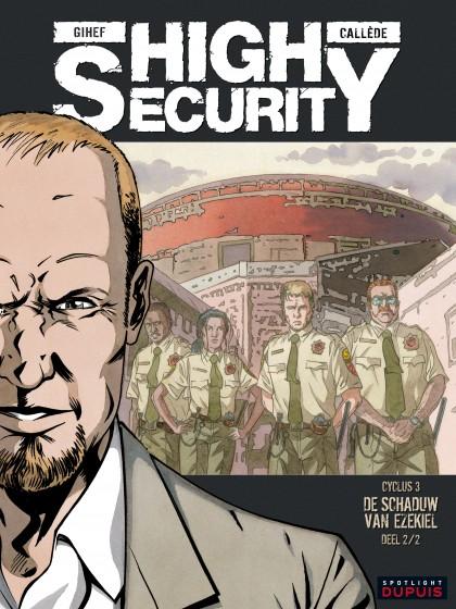 High security - De schaduw van Ezekiel - deel 2/2