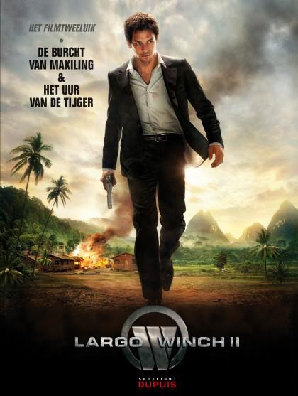 Largo Winch - filmtweeluik - ''De burcht van Makiling'' & ''Het uur van de tijger''