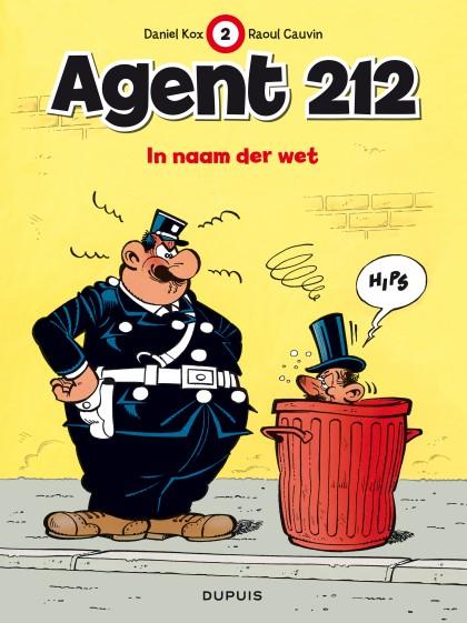 Agent 212 - In naam der wet
