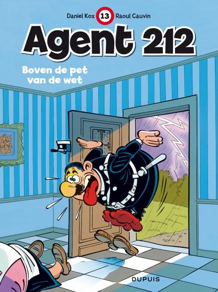 Agent 212 - Boven de pet van de wet