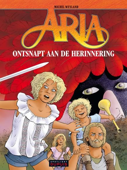 Aria - Ontsnapt aan de herinnering