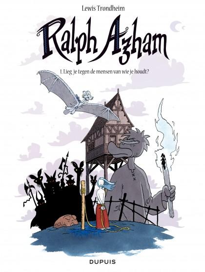 Ralph Azham - Lieg je tegen de mensen van wie je houdt?