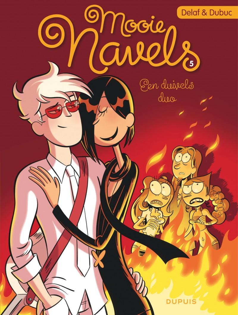Mooie navels - tome 5 - Een duivels duo