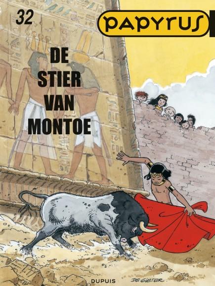 Papyrus - De stier van Montoe