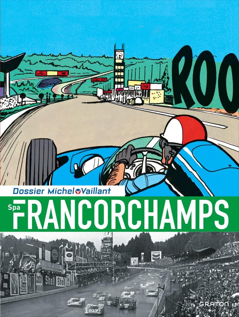 Michel Vaillant - Dossiers - tome 14 - Spa - Francorchamps