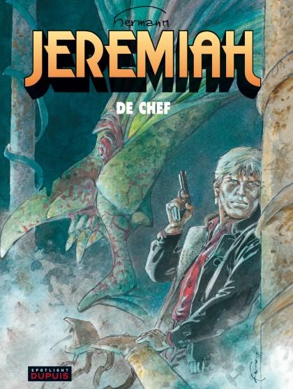 Jeremiah  - De chef