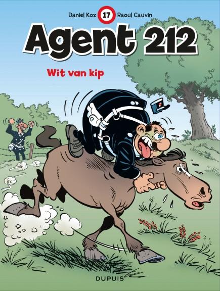 Agent 212 - Wit van kip