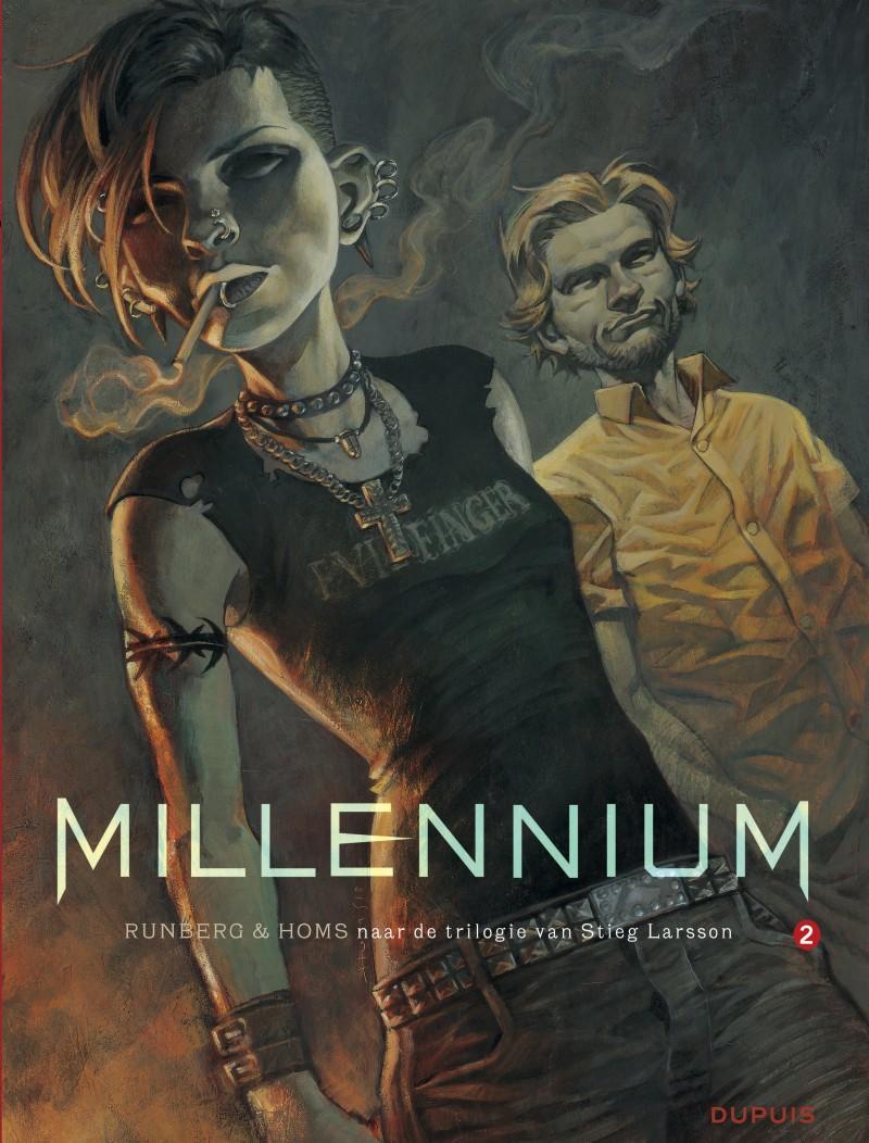 Millennium - tome 2 - Millennium deel 2