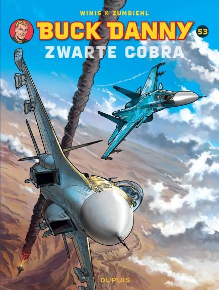 Buck Danny - Zwarte Cobra