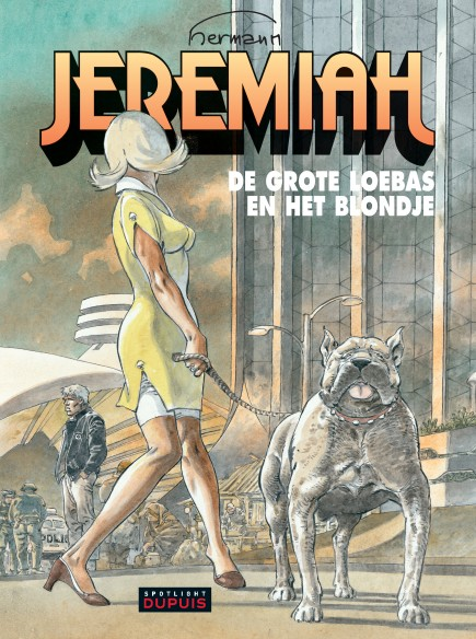 Jeremiah    - De grote loebas en het blondje