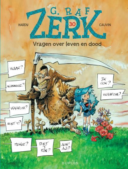 G.Raf Zerk - Vragen over leven en dood