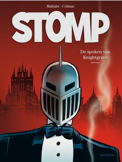 Stomp - De spoken van Knightgrave deel 1