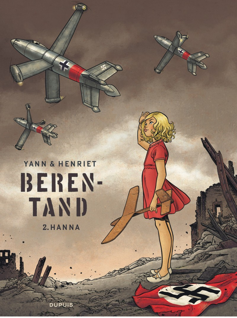 Berentand - tome 2 - Hanna