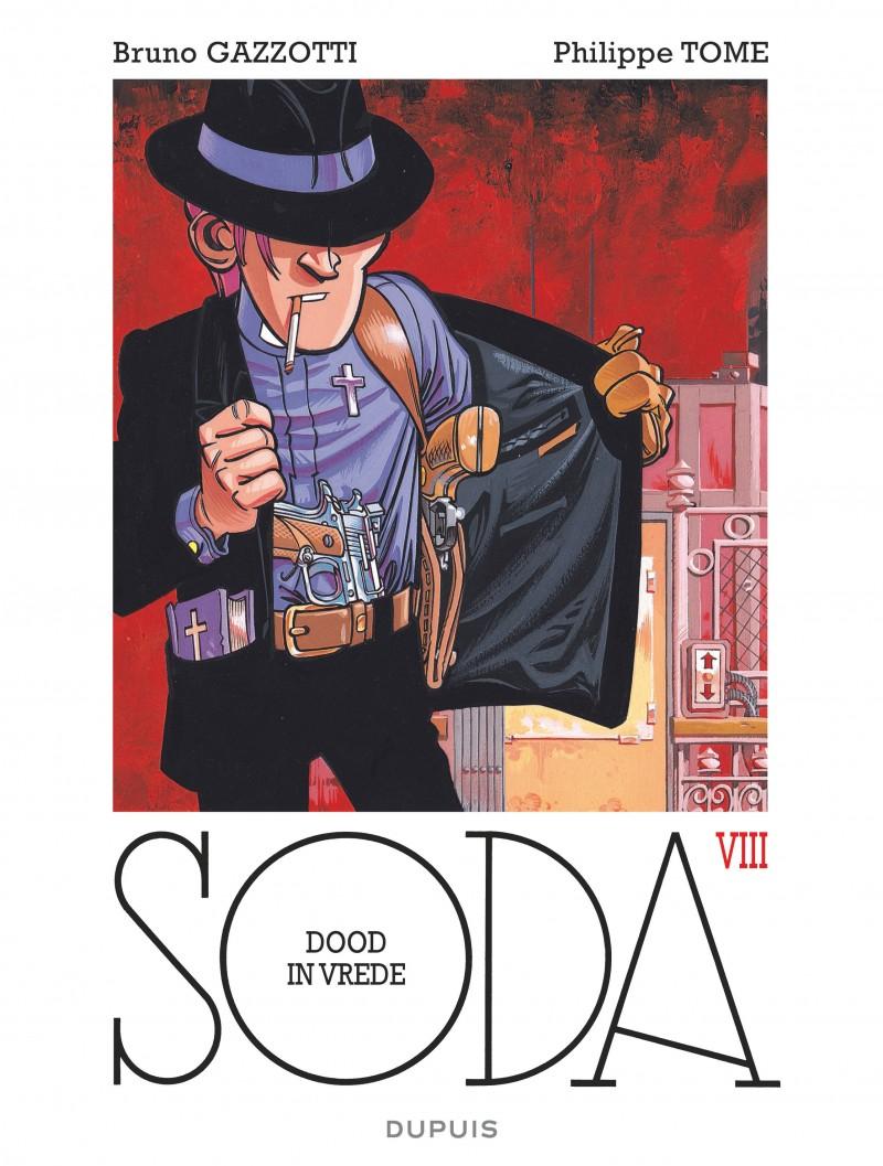 Soda - SC - tome 8 - Dood in vrede