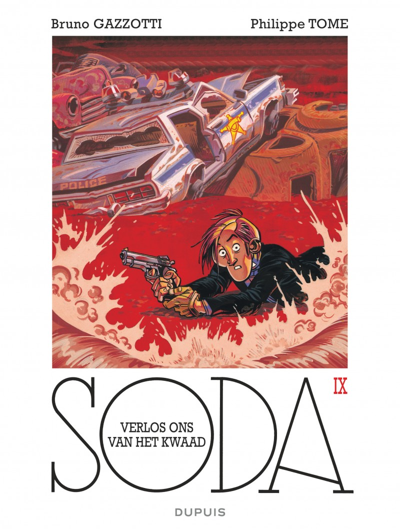 Soda - SC - tome 9 - Verlos ons van het kwade