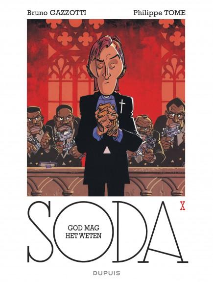 Soda - SC - God mag het weten