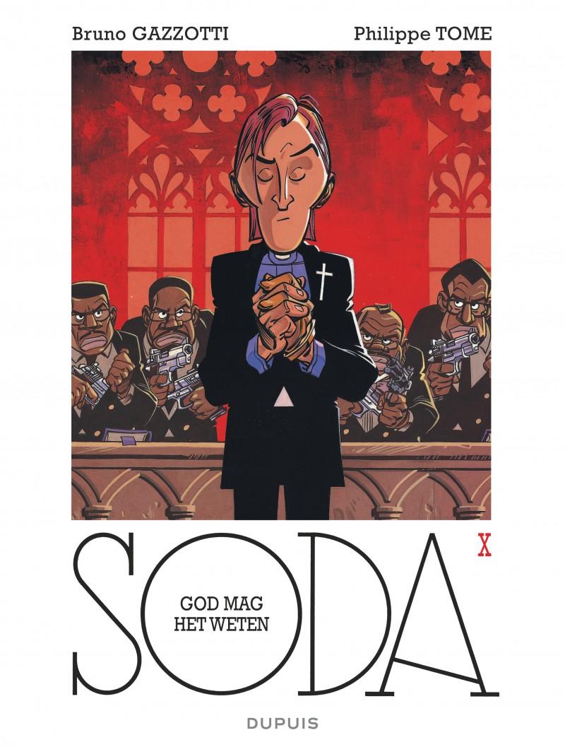 Soda - SC - tome 10 - God mag het weten