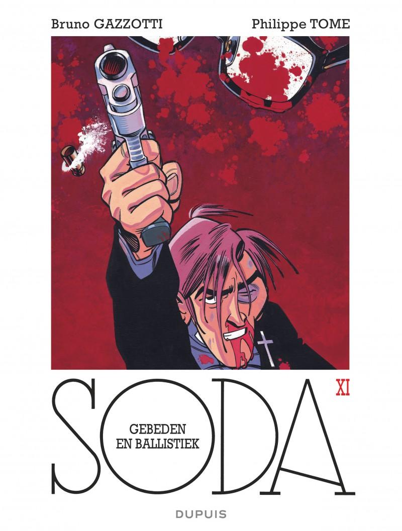 Soda - SC - tome 11 - Gebeden en ballistiek