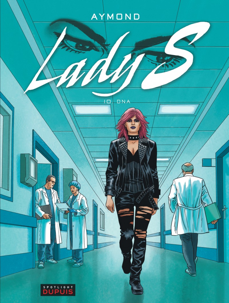 Lady S - tome 10 - Dna
