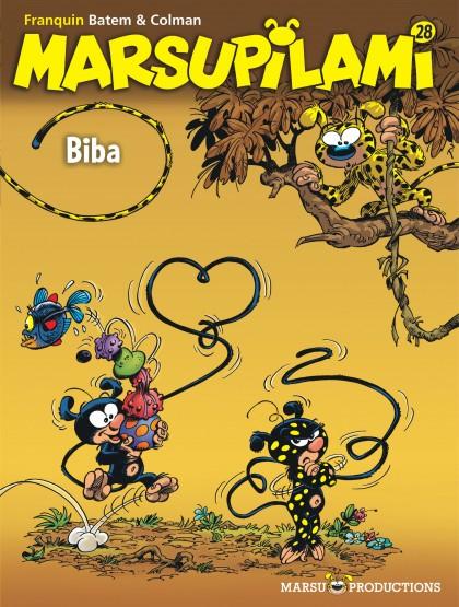 Marsupilami - Biba