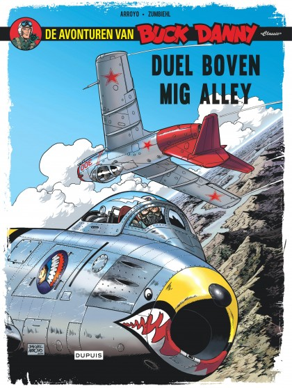 Buck Danny Classic - Duel boven Mig Alley