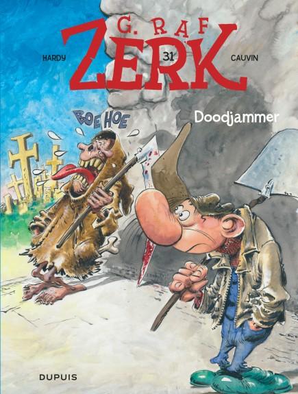 G.Raf Zerk - Doodjammer