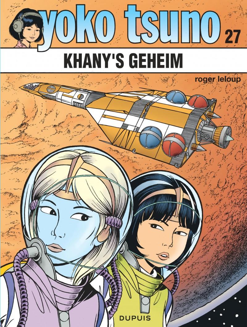 Yoko Tsuno - tome 27 - Khani's geheim