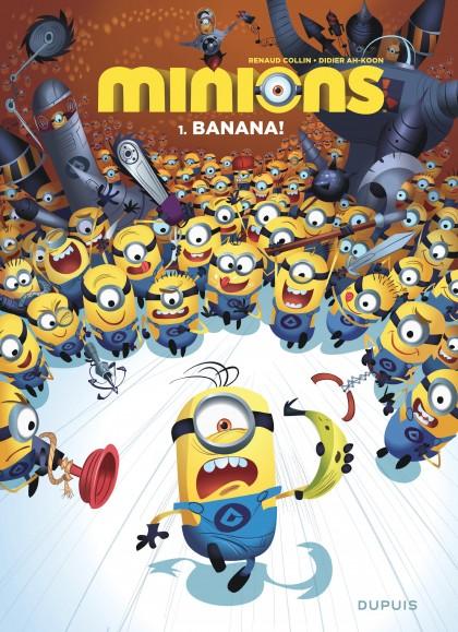 The Minions - Banana
