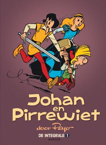 Johan en Pirrewiet - Integraal - Johan en Pirrewiet - Integraal 1